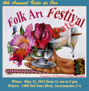 Vida de Oro Folk Art Festival