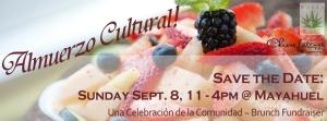 Chicas Latina's: Almuerzo Cultural! Una Celebración de la Comunidad