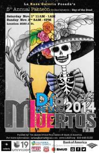 Chicas Latinas dia de los muertos