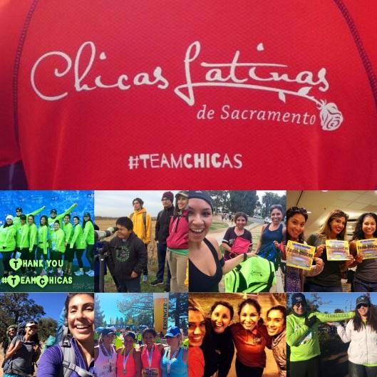 Team Chicas 2/25